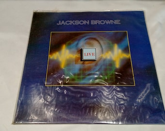 Very rare Jackson Browne Album