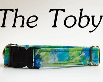 The Toby Dog Collar