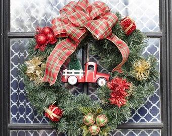 Christmas wreath, Holiday wreath