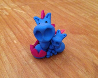 Mother and Baby Dragon