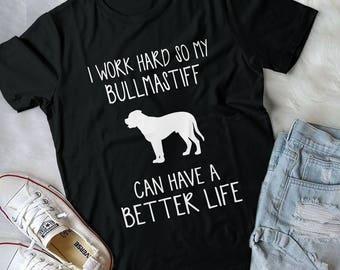Bullmastiff Art, Bullmastiff Dog, Bullmastiff Gift, Dog Lover Gift, Bullmastiff Gifts, Dog Lover, Bullmastiff Shirt, Dog Shirt