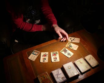 30 Card Tarot Reading