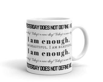 Encouragement Mug made in the USA