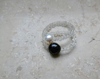 Pearl Point Ring