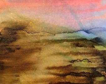Panhandle Sunset