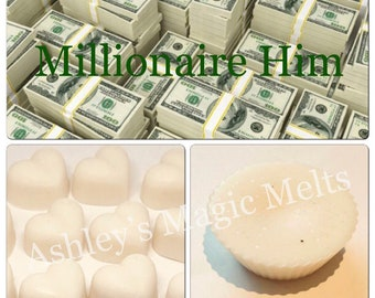 3 one million aftershave soy wax melts, designer wax melts, strong wax melts, cheap wax melts, buy wholesale wax melts