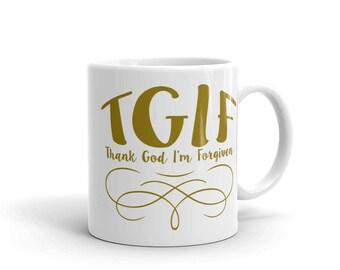 TGIF - Mug