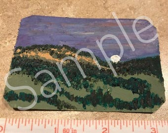 Mini Landscape Painting