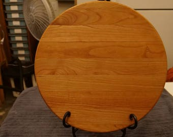 16in. Cherry Lazy Susan