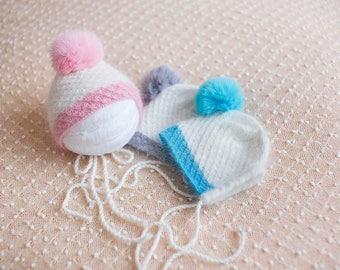 Handmade Beret (Rabbit Wool)