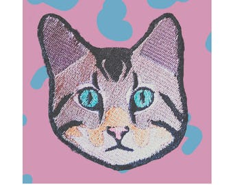 PERSONALIZE YOUR CAT! Patch of your cat
