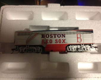 HO train Boston Red Sox