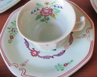 Antique Calyx Ware by Adams of England