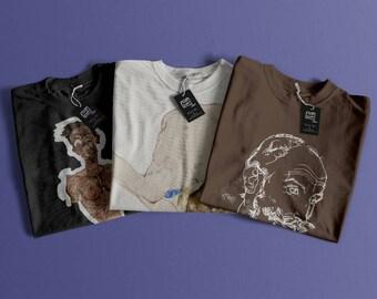 Egon Schiele T-shirt