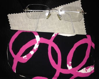Women Eyeglass Case / Eyeglass Case