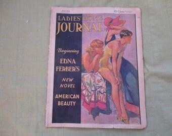 July 1931 Ladies Home Journal