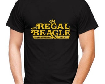 The Regal Beagle T-Shirt, The Regal Beagle - Three's Company Shirt
