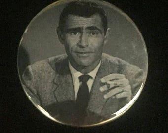 Rod Serling Pin
