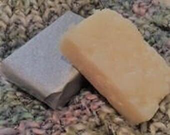Homemade Soap- Lavendar/Peppermint