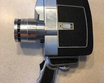 Vintage Video Camera Film Reel