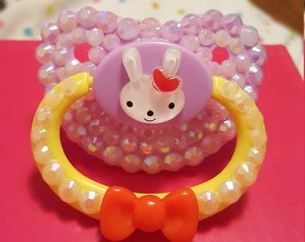 Bunny Adult Pacifier