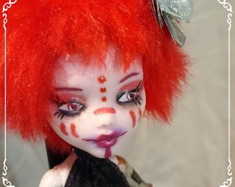 "Custon Monster High ""Robot Love"" MH ""Robot Love"" custom //OOAK"