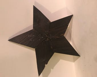 Upcycled Pallet Wood Star