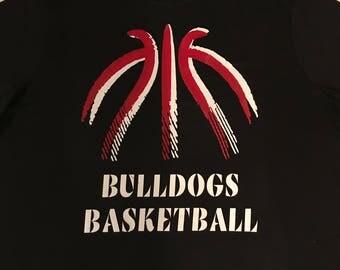 Customed Unisex Basketball Tshirt