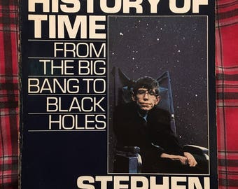 A Brief History of Time by Steven Hawking