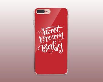 Cute Clear TPU iPhone 8 Case for iPhone 8- iPhone 8 Plus - iPhone X - iPhone 7 Plus-iPhone 7-iPhone 6-iPhone 6S-Samsung S8