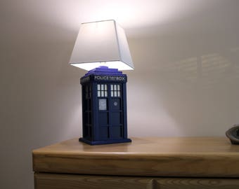 TARDIS Lamp