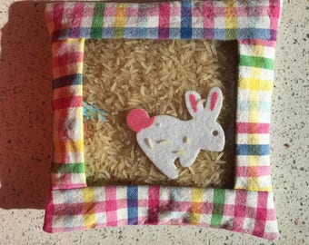 An Easter Inspired ISpy/Sensory Bag Made In The UK