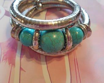 Stunning statement bracelet - Boho style