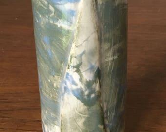 Bespoke Camouflage vessel/ vase
