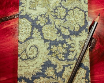 Hardcover Porch Paisley Journal