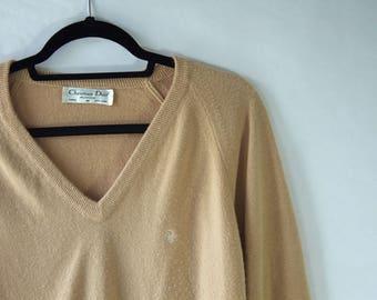 Vintage Christian Dior Sweater