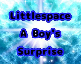 Littlespace A Boys surprise box!