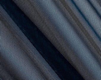 Katie NAVY English Netting Fabric by the Yard - 10067