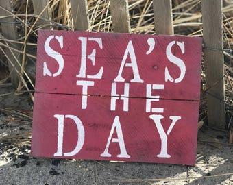 Seas the Day