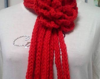 """Knitted """"Bow"""""""