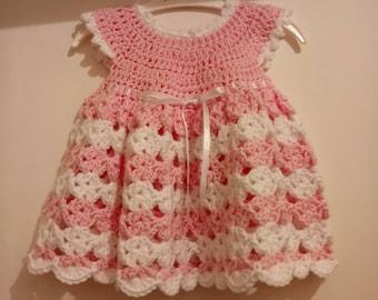 Newborn baby girls dress