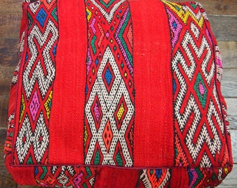 Vintage Moroccan Floor Cushion #4