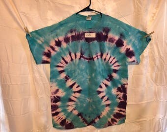 Men's Large tie dye