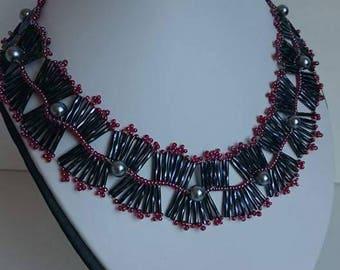 Necklace Dark side