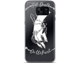 Till Death Do Us Part Samsung Case