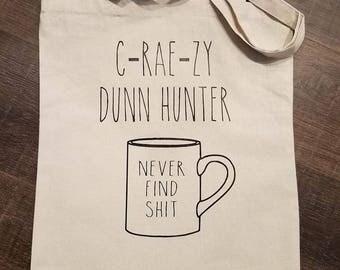 Rae Dunn Inspired Tote Bag