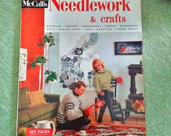 McCall's Needlework & Crafts Fall-Winter 1964-65