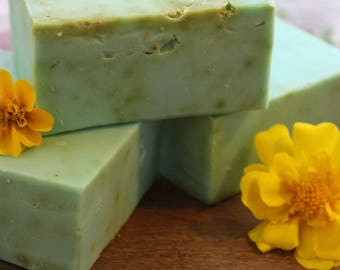 Cool Coconut Lime Soap