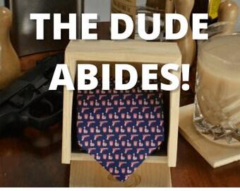 Big Lebowski Tie