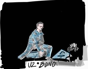 U2 • BONO